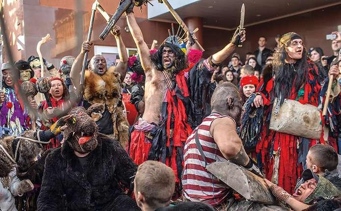На Соборній площі проведуть театралізоване дійство Казкові дива