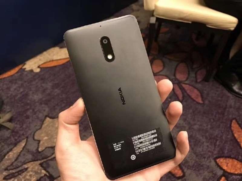 Нова Nokia 6 на Android: характеристики