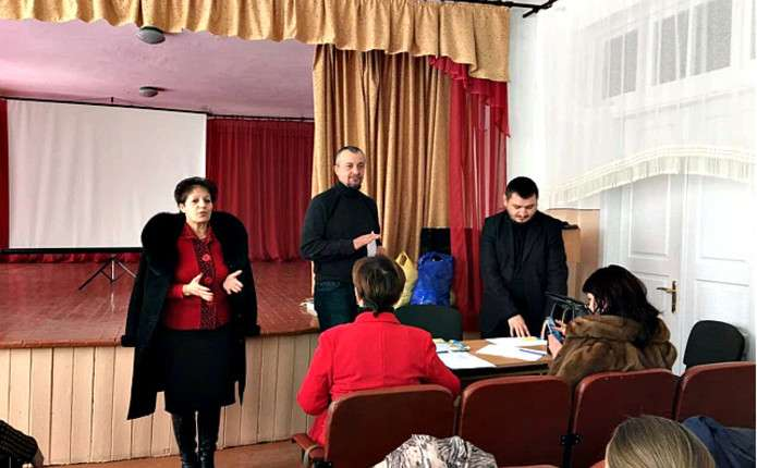 У Герці пройшов районний конкурс декламаторів творів Міхая Емінеску