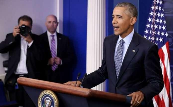 Обама: Анексією Криму Путін все зіпсував