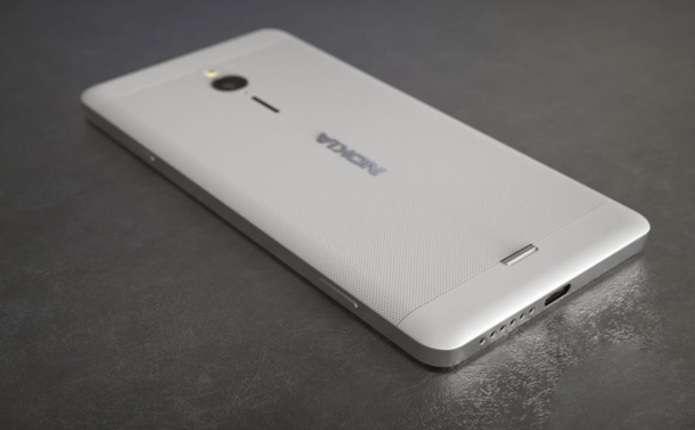 Розсекречено характеристики флагмана Nokia P1