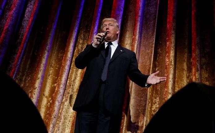 Трамп прокоментував протести, які пройшлипроти нього