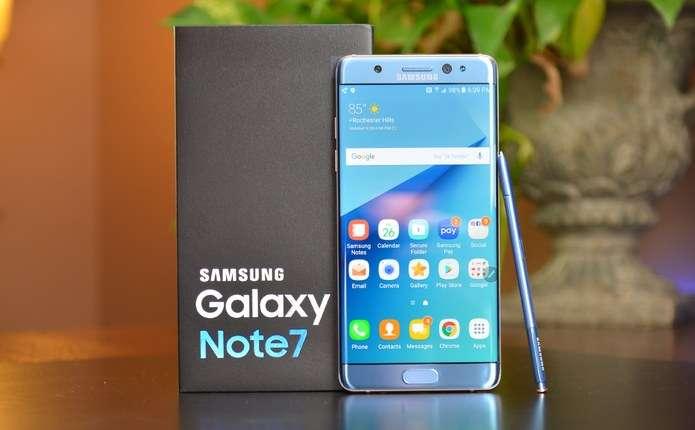 Компанія Samsung назвала причину вибухів Galaxy Note 7