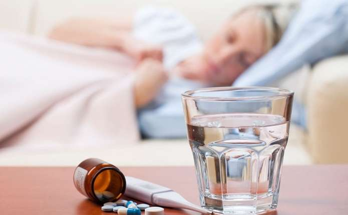 Захворюваність на грип та ГРВІ на Буковині є нижчою епідпорогу на 31,6%