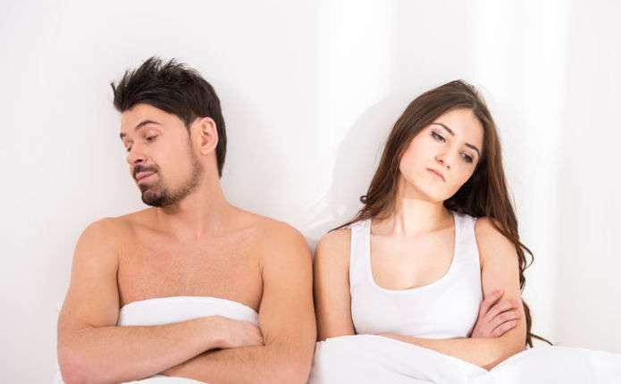 Алергія на чоловіка становить небезпеку для здоров'я жінки