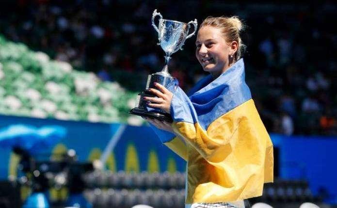 14-річна українка виграла юніорський Australian Open