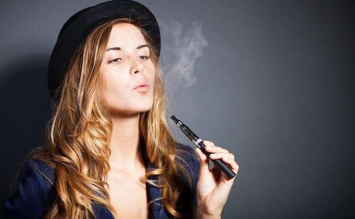 Електронні цигарки теж небезпечні