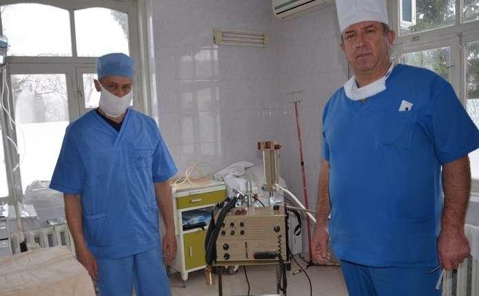 Хотинській районній лікарні не вистачає апаратів штучної вентиляції легень