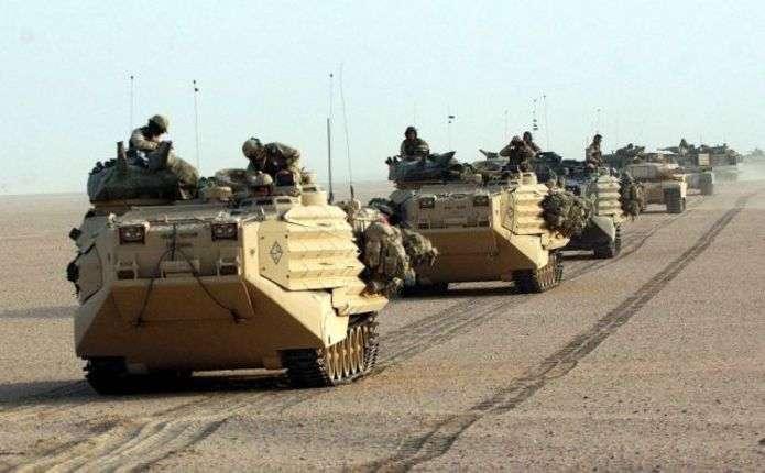 На кордоні з Росією з'являться американські танки