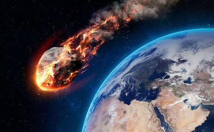 Фахівці прогнозують, що у лютому на Землю може впасти астероїд