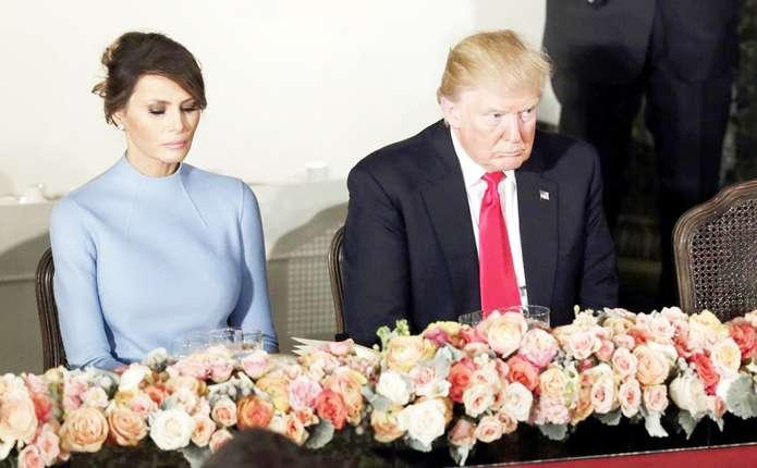 Нардепи та голова САП полетіли у США на сніданок до Трампа