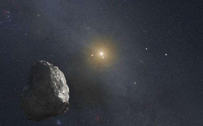 Повз Землю пролетів метеорит розмірами з Челябінський