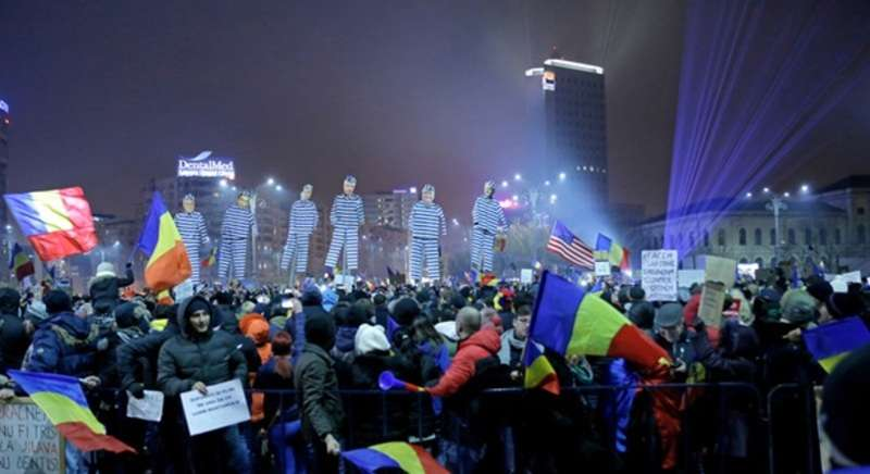 Румуни вимагають відставки уряду