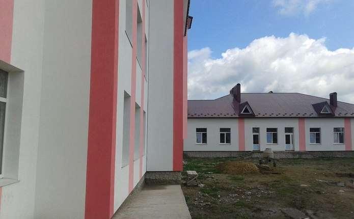 Для завершення будівництва школи у Йорданештах потрібно майже 11 млн. грн.