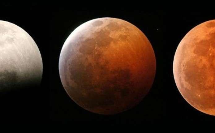 11 лютого на землян чекає чергове місячне затемнення