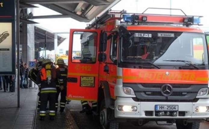 В аеропорту Гамбурга пасажири отруїлися перцевим газом