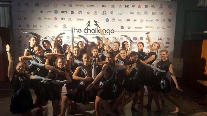 Чернівецькі танцюристи здобули  призові місця на Всеукраїнському танцювальному чемпіонаті