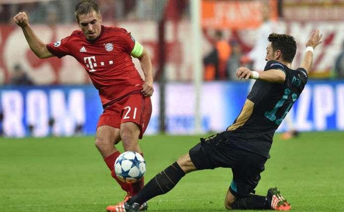 Баварія розгромила лондонський Арсенал, а Реал виявився сильнішим за Наполі