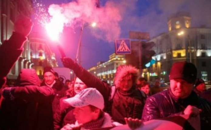 Марш білорусів: Ми – не бидло