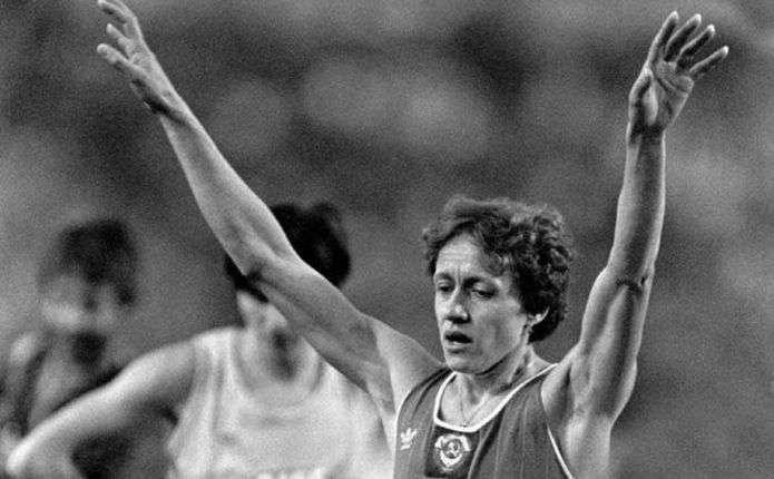 В Україні померла легендарна олімпійська чемпіонка з легкої атлетики