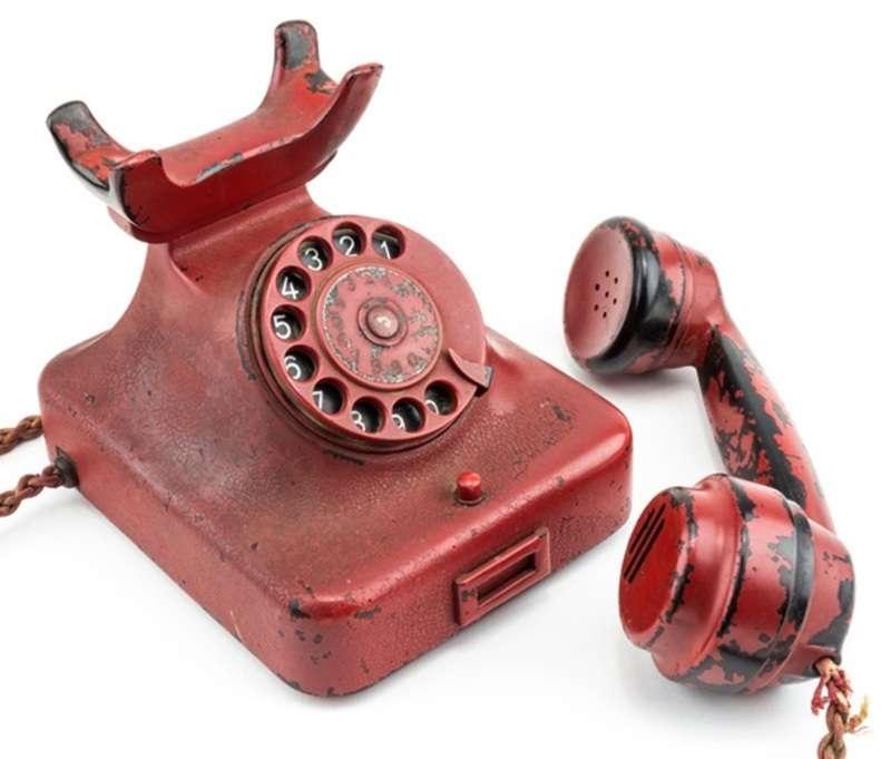 Особистий телефон Гітлера продали на аукціоні за $ 243 тисячі