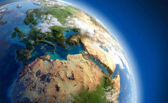 Вчені виявили на Землі новий континент