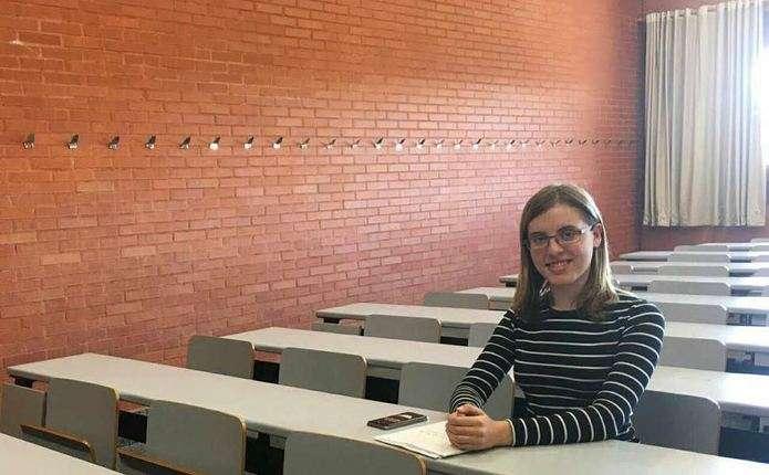 Двоє студентів ЧНУ розпочали навчання в університеті Іспанії