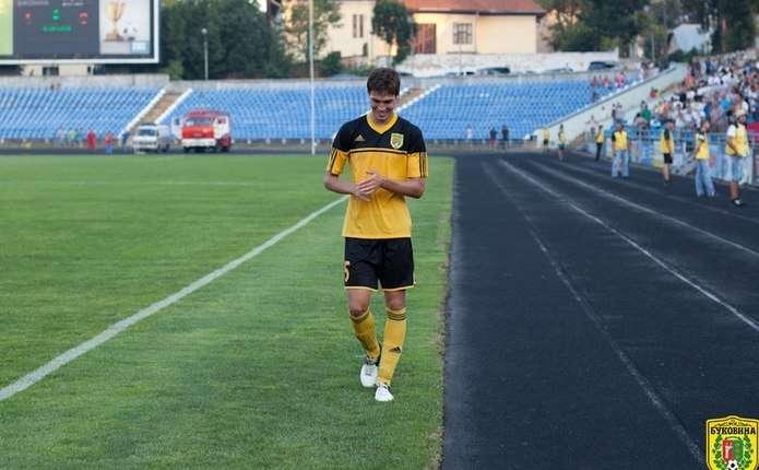 Екс-захисник чернівецької Буковини Різван Аблітаров - гравець Чорноморця