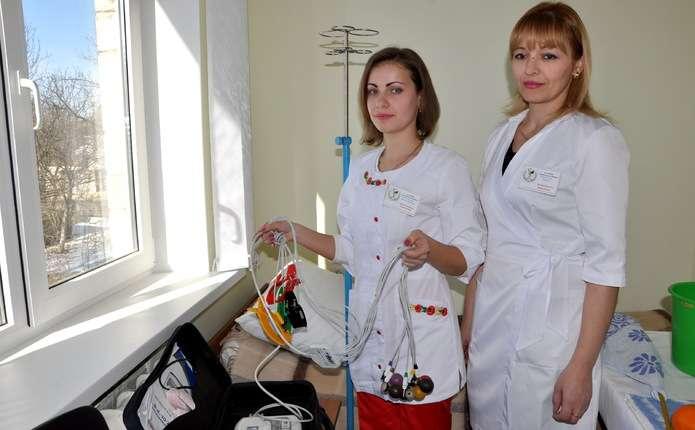 У Новоселицькій амбулаторії з'явився денний стаціонар