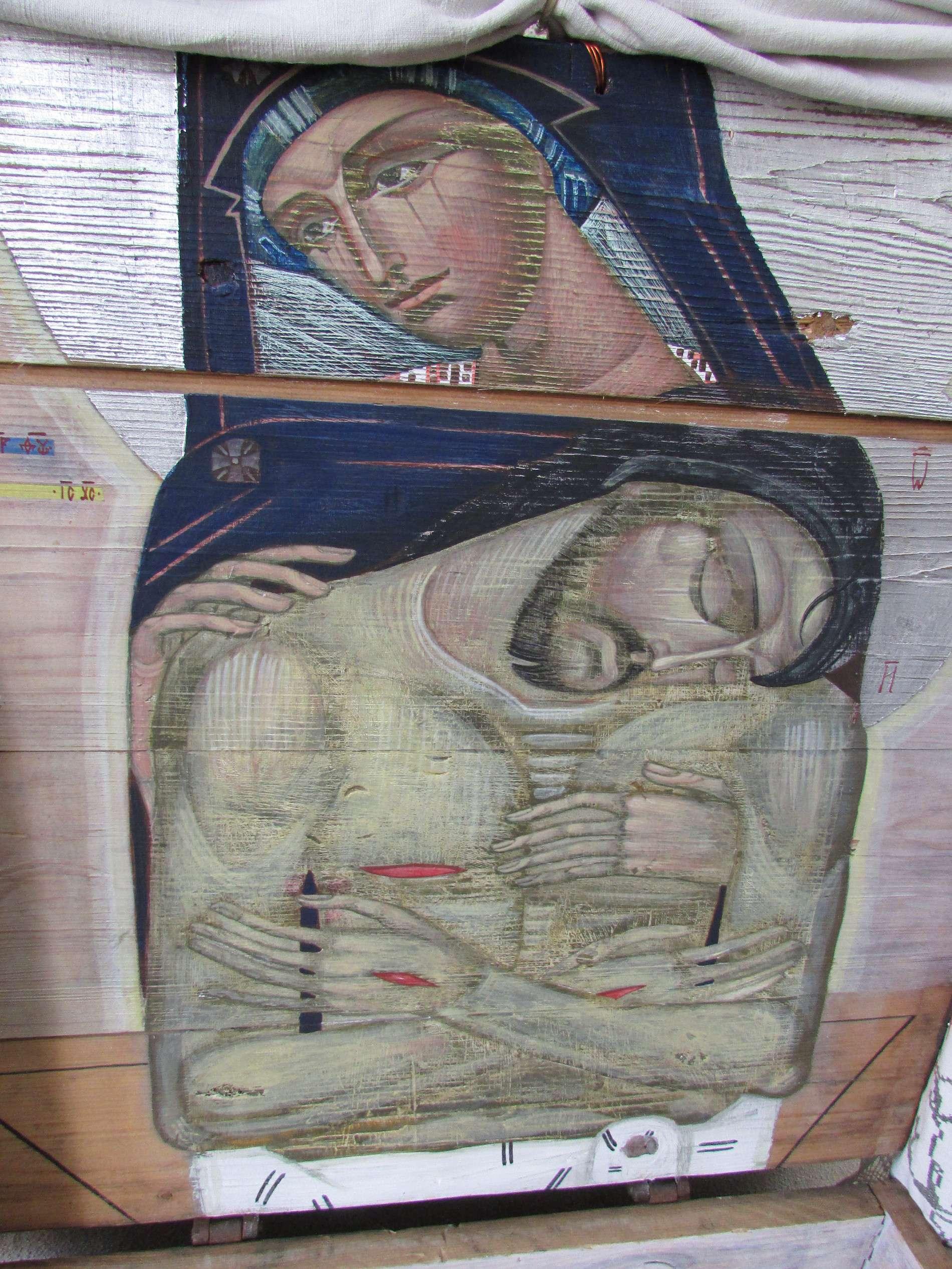 80 українських майстрів перетворили війну на мистецтво: гільза стала янголом, а РПГ – цапом