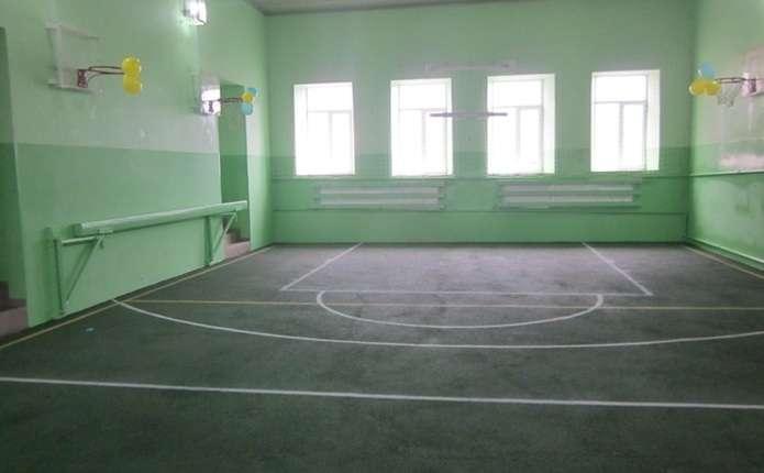 Після капітального ремонту у школі №5 Хотина відкрили спортивний зал