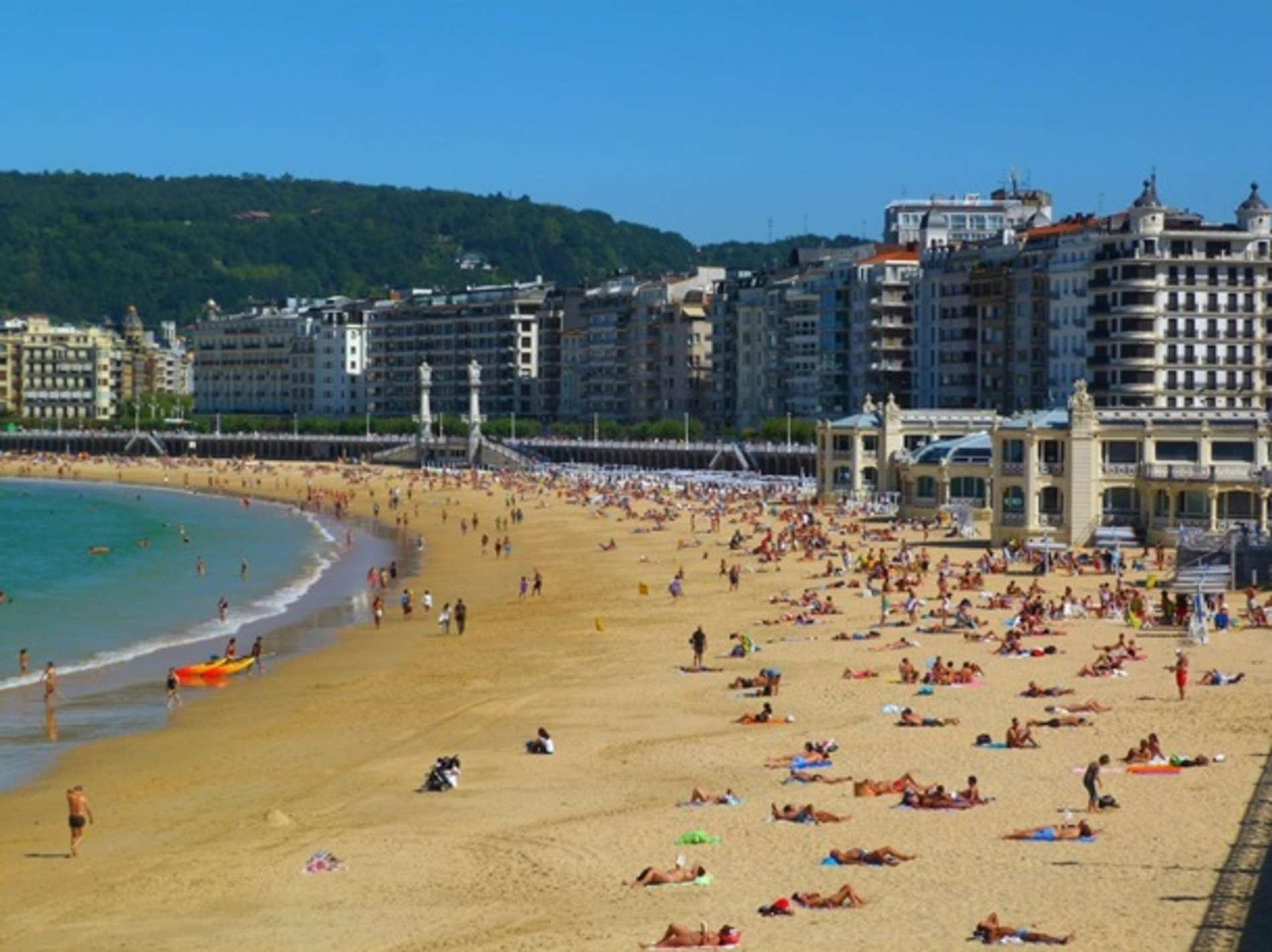 ЗМІ назвали найкращі пляжі Європи
