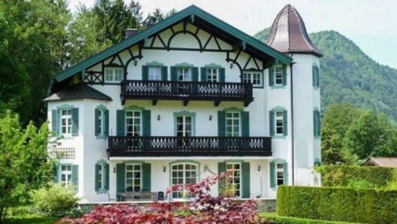 Михайло Горбачов продає свою розкішну віллу в Німеччині за 7 млн євро
