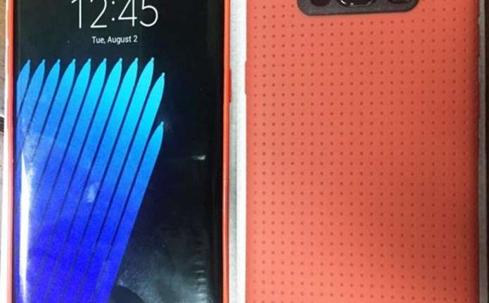 Безрамковий флагман Samsung: з'явилися живі фото