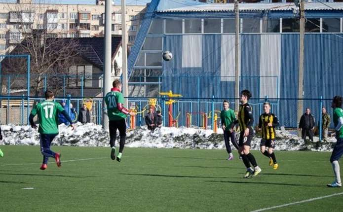 Товариський матч Поділля та Буковини завершився перемогою чернівчан