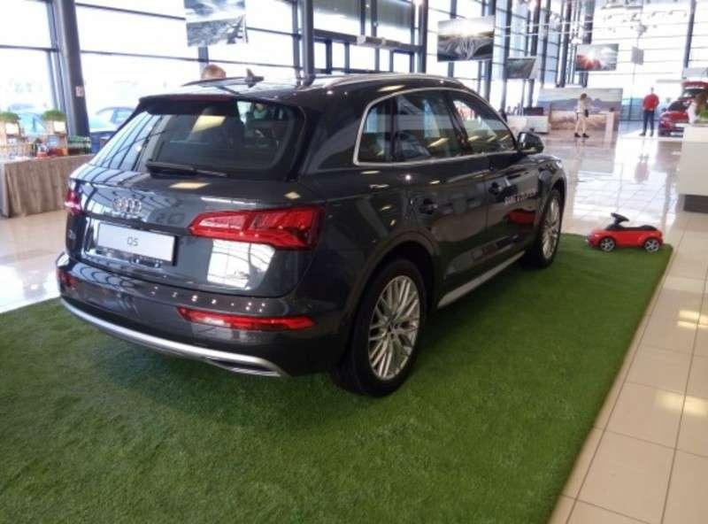В Україні представлено новий Audi Q5