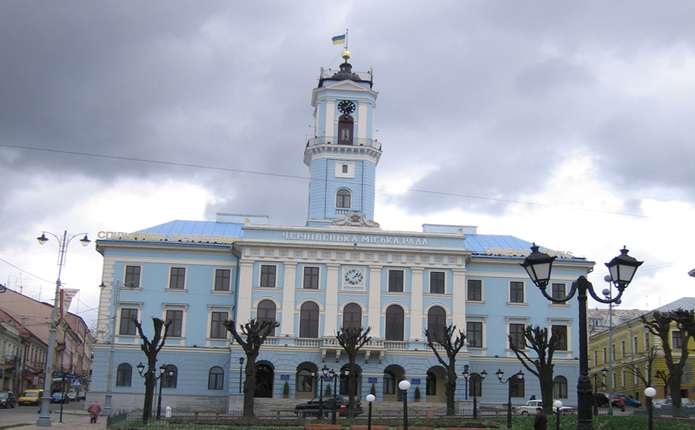 1 березня продовжить роботу 22 сесія Чернівецької міської ради