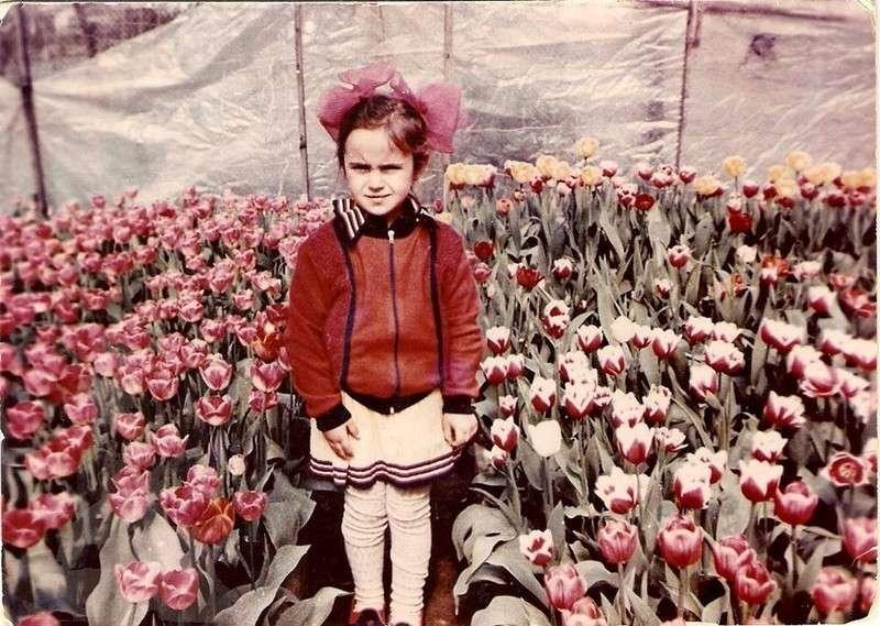 На честь Джамали назвали сорт весняних квітів