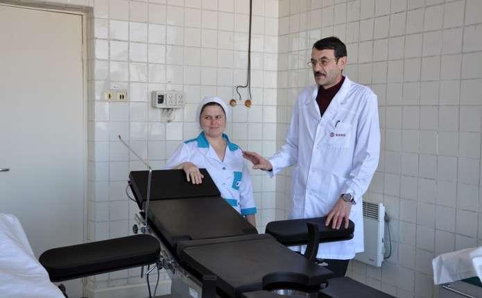 До Чернівецького госпіталю ветеранів війни надійшло медобладнання