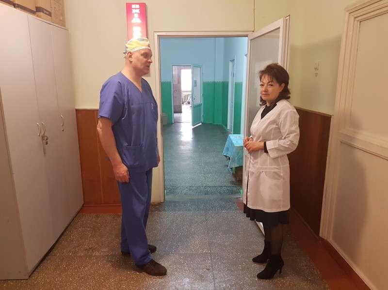 У чернівецькому онкодиспансері запустили в роботу два відділення