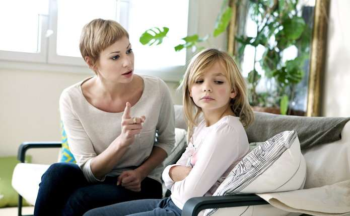 Не вимагайте від дитини те, чого вона не розуміє