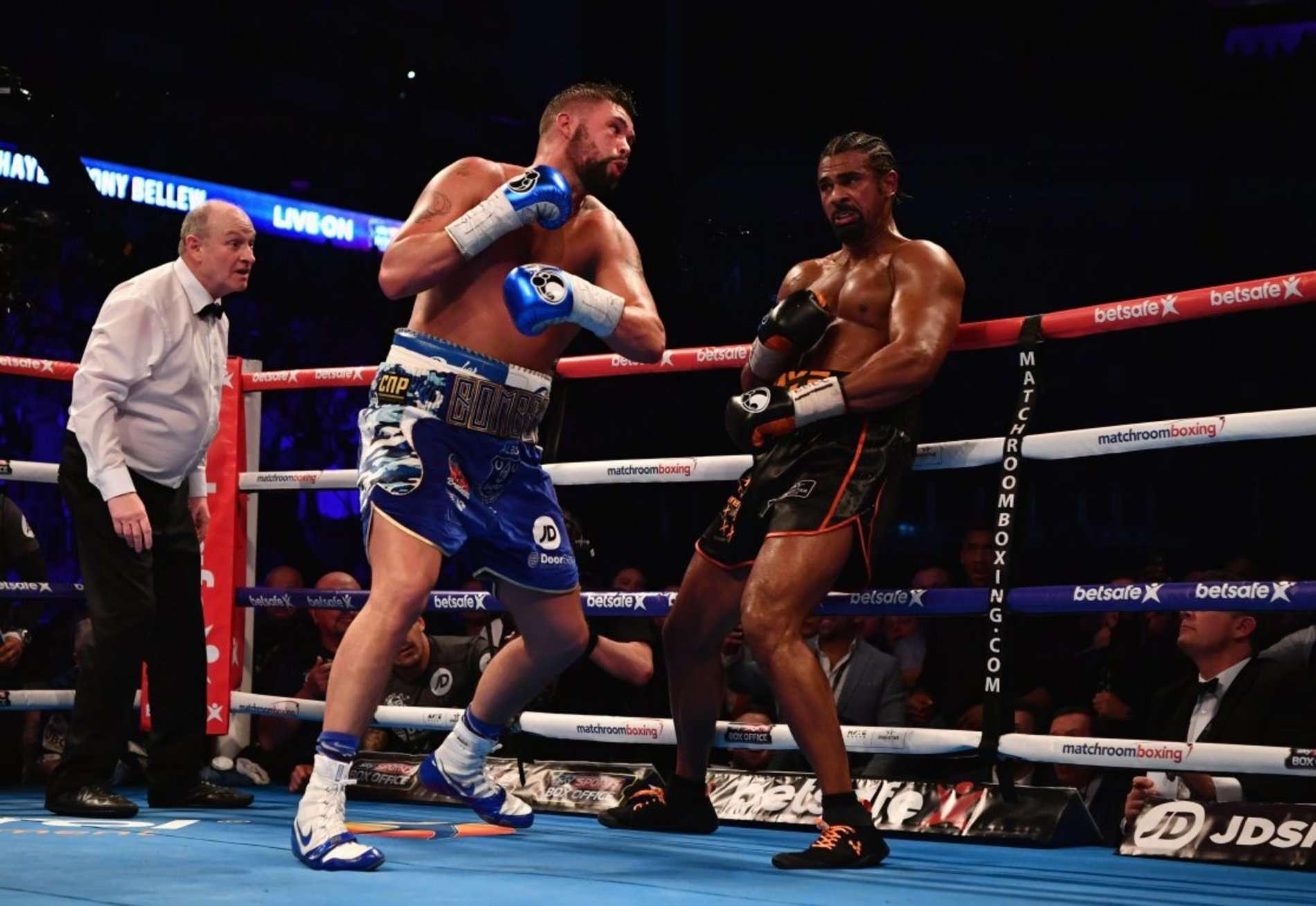Легендарний боксер сенсаційно програв бій