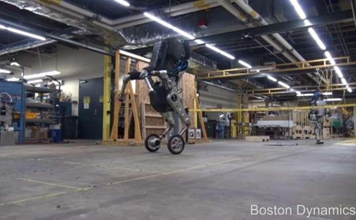 Розробники оприлюднили повноцінне відео випробувань незвичайного робота