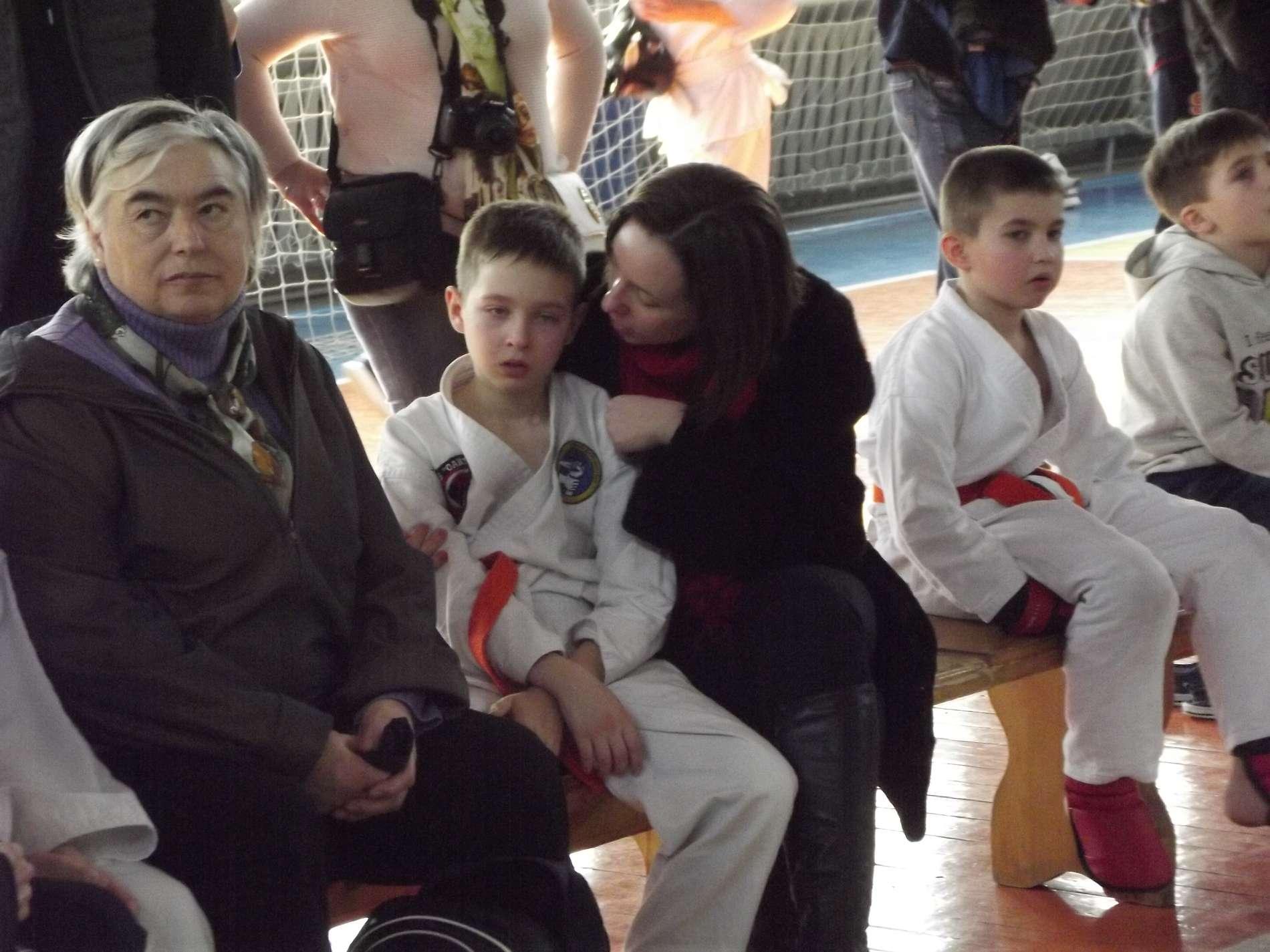 У відкритому чемпіонаті Чернівців з рукопашного бою змагалися майже дві сотні бійців