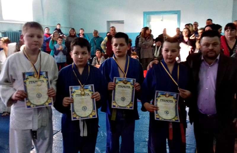 Дзюдоїсти з Сторожинця здобули призові місця на всеукраїнському турнірі