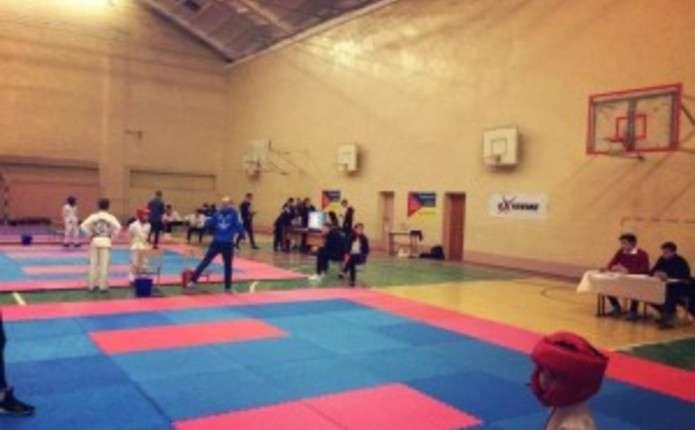 У Чернівцях відбувся чемпіонат з таеквон-до