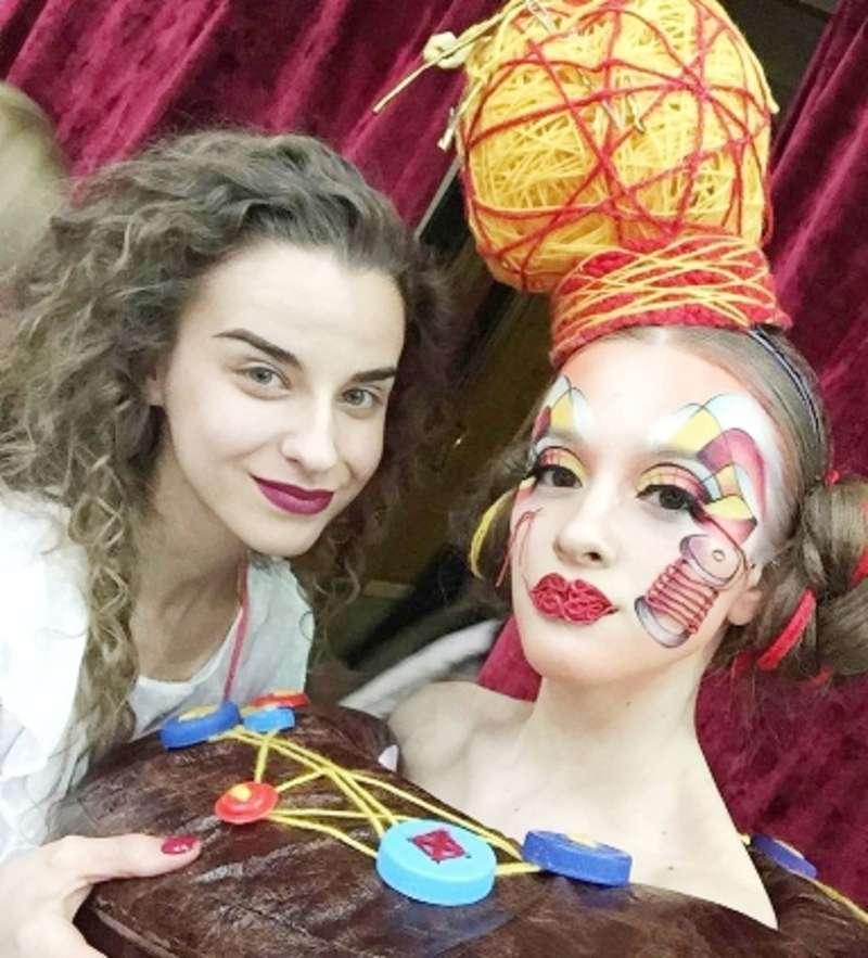 З золотом на Буковину повернулись із фестивалю краси візажисти