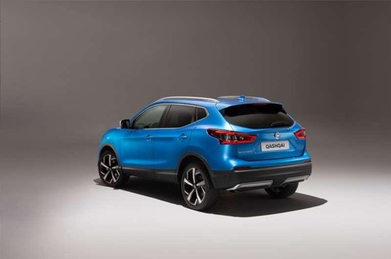 У Женеві вперше показали Nissan Qashqai 2018