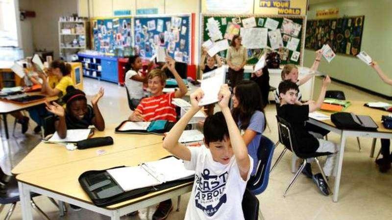 10 незвичайних шкіл світу