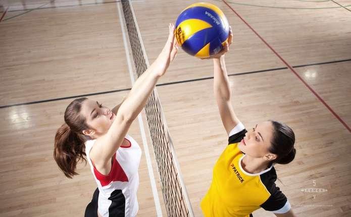У Чернівцях відбулися змагання обласної спартакіади серед дівчат-школярів з волейболу